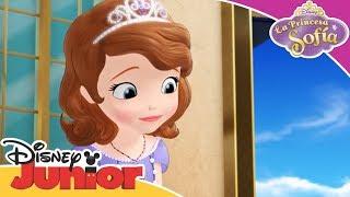 La Princesa Sofía Momentos Especiales  La sirena Sofía  Disney Junior Oficial