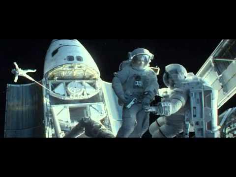 Gravity - Clip #1 en español HD