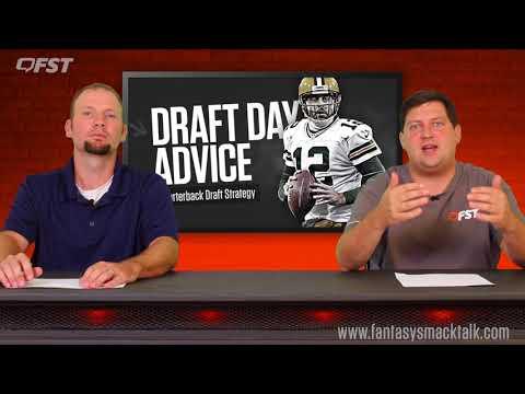 2018 Fantasy Football Quarterback QB Draft Strategy thumbnail