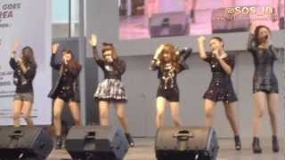 SOS (Sensation Of Stage) - Independent Girl Live at Piaaza Gandaria City 130331