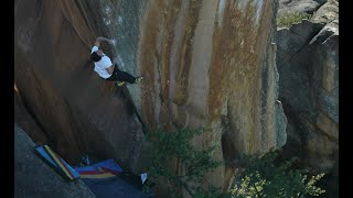 Pretty Tall - Daniel Woods, Giuliano Cameroni and Shawn Raboutou in Rocklands by mellow