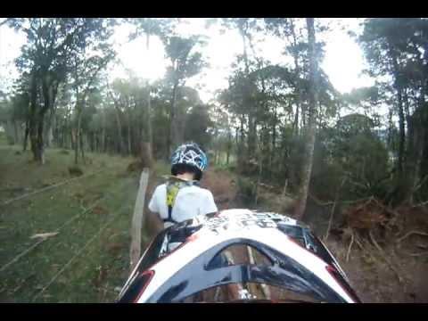 Downhill pista de Porto Vitoria