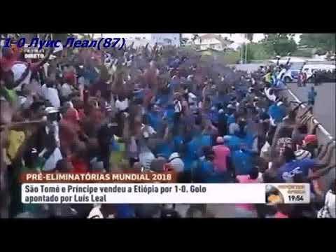 QWC 2018 San Tome and Principe vs. Ethiopia 1-0 (08.10.2015)
