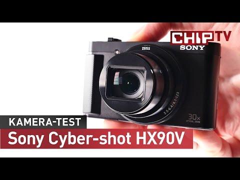 Sony Cyber-shot HX90V - Digitalkamera - Test | CHIP