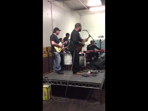 Kirk Fletcher w/ Josh Smith Band at Morgan Tone Tasting
