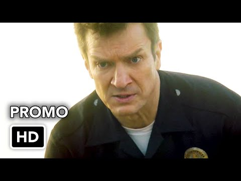 """The Rookie 3x06 Promo """"Revelations"""" (HD) Nathan Fillion series"""