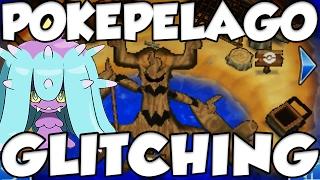Poke Pelago Glitch Training! Pokemon Sun and Moon by Verlisify