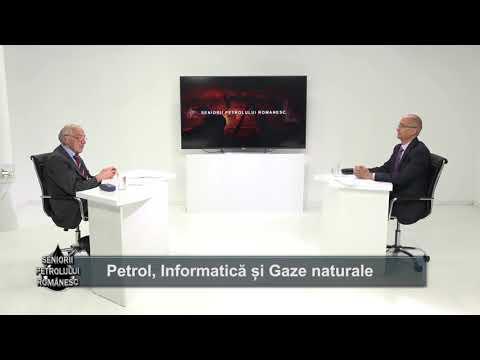 Seniorii Petrolului Românesc- Irinel Altiocaian 12 Mai 2018