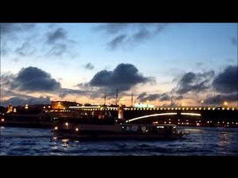 Saint Petersburg, Russia -- White Nights