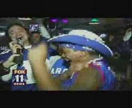 Super Bowl : Los Angeles New York Giants Club local TV #3