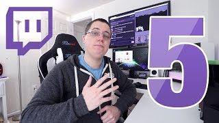 Video 5 Ways to Grow Your Twitch Channel in 2018 MP3, 3GP, MP4, WEBM, AVI, FLV Januari 2019