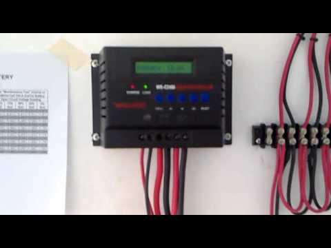Starter Home solar power system