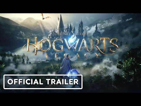 Hogwarts Legacy - Official Reveal Trailer | PS5 Showcase