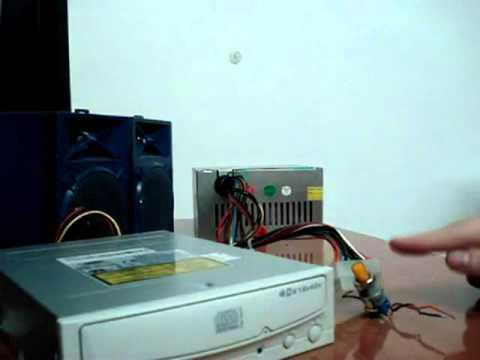 Como crear un equipo de sonido casero