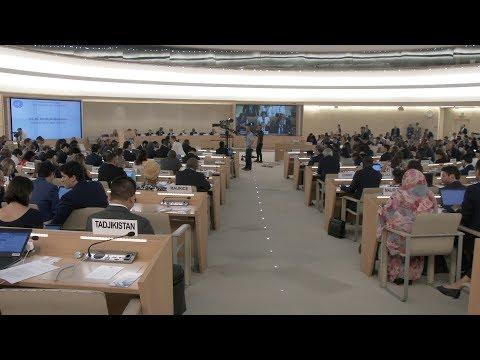 Genève : 41ème session du conseil des droits de l'homme