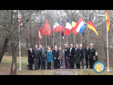 USNM Film of the PHS Wreath Laying Ceremony 2016