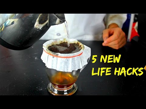 5 New Life Hacks