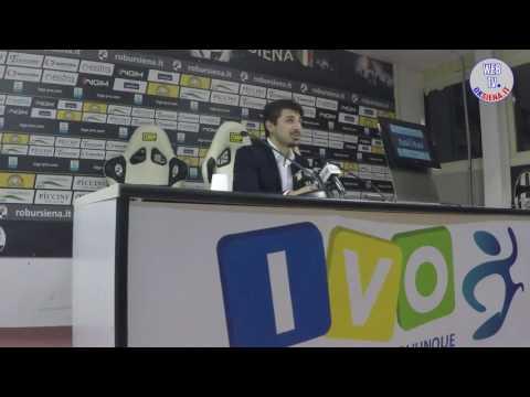 Robur Siena-Carrarese 2-0 - 2016