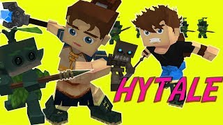 New Hytale Animation / A Hytale Adventure Ep1