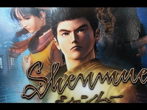 shenmue dreamcast ebay
