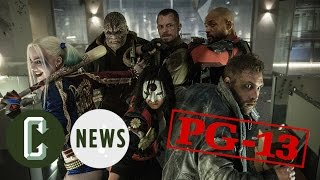 'Suicide Squad' Gets a PG-13 Rating by Collider