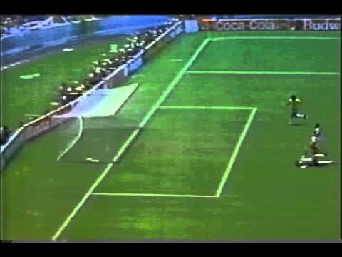 17– Careca: Brazil v France 1986 – 90 World Cup Minutes In 90 Days