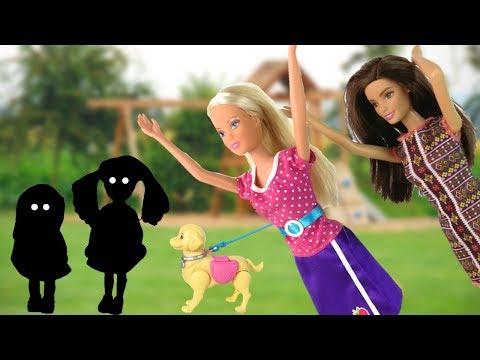 ДЕВОЧКИ ПРОПАЛИ  Мультик Барби Куклы Для девочек  Ай кукла тв Школа - DomaVideo.Ru