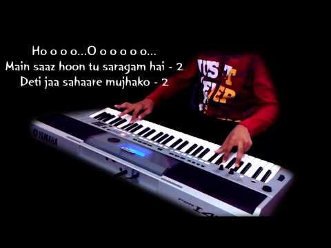 tu kahe agar-Andaaz-on keyboard