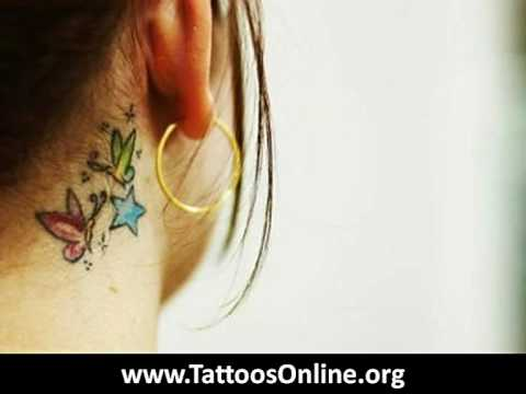 Butterfly tattoos (Sexiest butterfly tattoos designs)