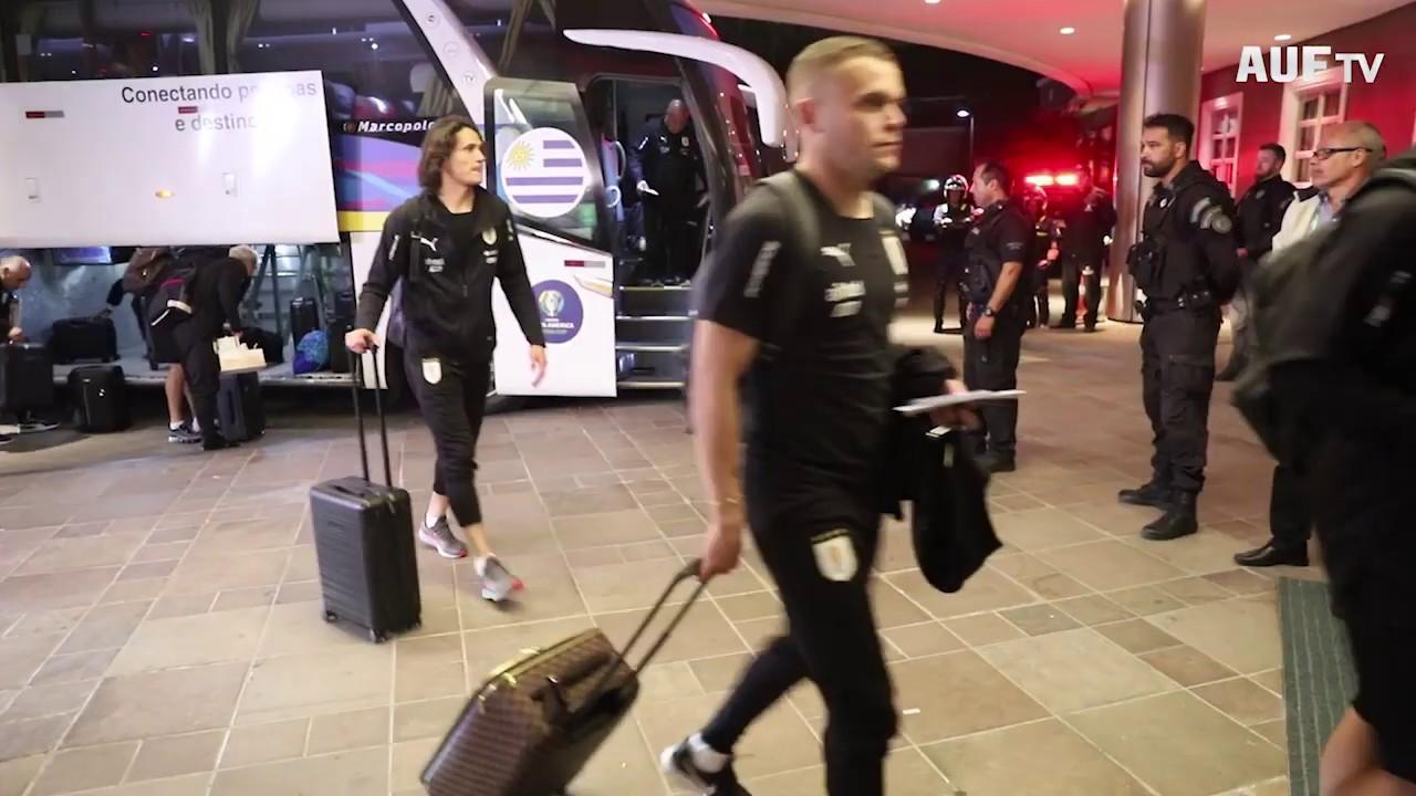 Viaje de Belo Horizonte a Porto Alegre