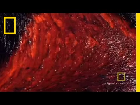 Volcano Lava | National Geographic (видео)