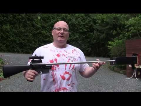 An M16Based Crossbow