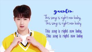 Download Lagu WANNA ONE - Ivy With You Lyrics [ENG|ROM] Mp3