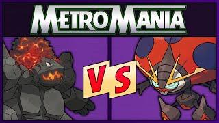 MetroMania Season 7 Heat 4 | Coalossal vs Orbeetle | Pokemon Sword & Shield Metronome Battle by Ace Trainer Liam