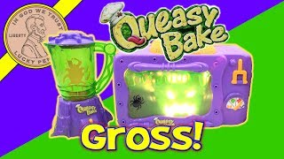Queasy Bake Oven and Mixerator! Time for some gross treats! I get to make two kinds of Queasy Cookies. Lucky Penny Thoughts:...