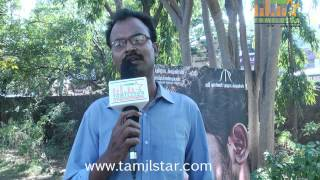 Cinematographer Babu Interview for Yasakhan Movie