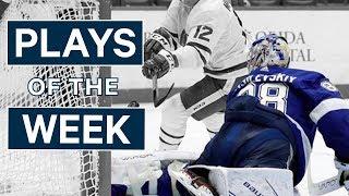 NHL Plays of The Week: Week 10 Edition - Vasilevskiy Stones The Leafs and Larkin Dangles Kings by Sportsnet Canada