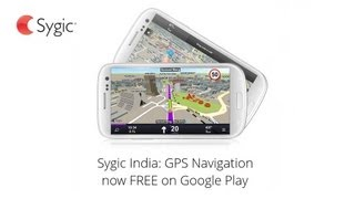 India GPS Navigation by Sygic YouTube video