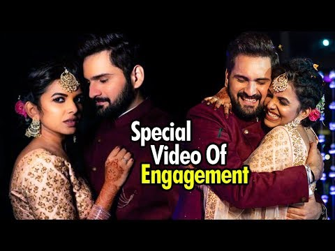 Siddharth Chandekar & Mitali Mayekar Share Love Engagement Moments | Celebrity Couple | Gulabjaam