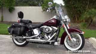 3. New 2014 Harley Davidson FLSTC Heritage Softail Classic review
