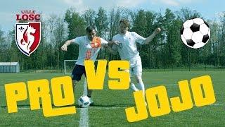 Video Duel de foot avek un joueur pro fesse lionel MP3, 3GP, MP4, WEBM, AVI, FLV Mei 2017