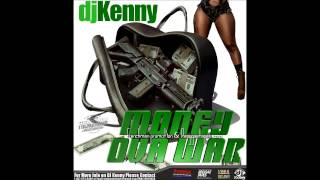 DJ KENNY MONEY OVA WAR REGGAE DANCEHALL MIX OCT 2014