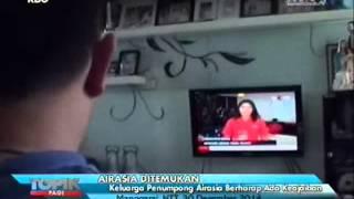[ANTV] TOPIK, Keluarga Khairunnisa Pramugari AirAsia Gelar Doa Bersama