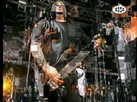 fear factory - 08 - edgecrusher (live bizarre 2001)- (видео)