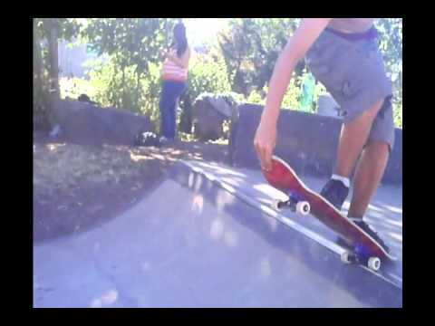 A Day At The Aumsville Skatepark