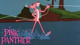 """The Pink Panther in """"String Along In Pink"""""""