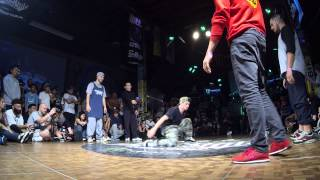 Top 9 Vs Havikoro |Freestyle Session World Finals| 2014