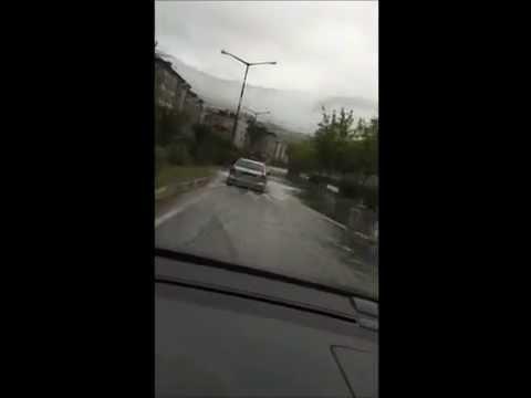 Zonguldak Devrek Sel Aldı