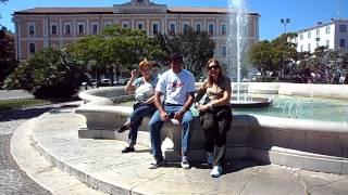 Campobasso Italy  City pictures : Piazza di Campobasso, Italy.