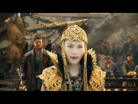 New Chinese Action movie 2019 HD - Best Fantasy movies